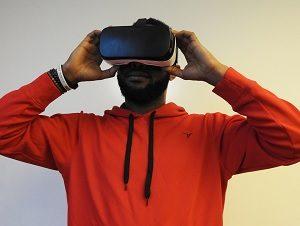 VR Man - 3D Virtual Reality