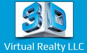 3D Virtual Realty LLC Logo