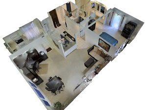 3D Dollhouse - Services