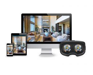 Desktop Mobile VR